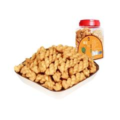 【野娃】香酥麻花糕点点心香甜咸香口味可选 1000g罐