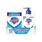 舒肤佳四块皂+450ml洗手液