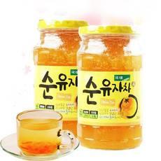 韩国进口正品KJ国际蜂蜜柚子茶560g
