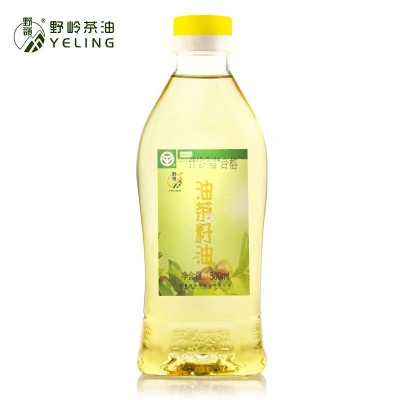 野岭山茶油 绿色物理压榨 500ml