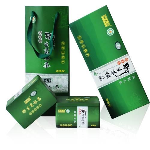 青阳馆   御九华野生葛根茶  7克×30袋/210克/盒