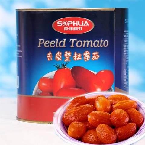 [索非利亚]去皮番茄罐头 特惠包邮