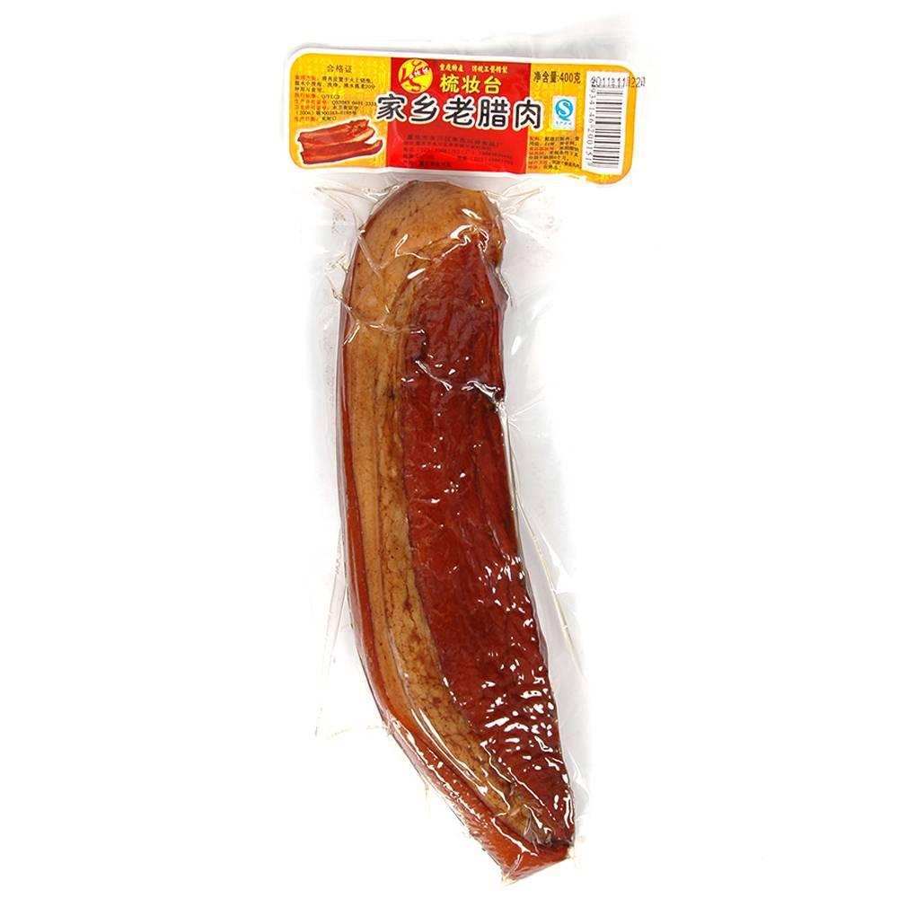 永川馆 川味腊肉400g