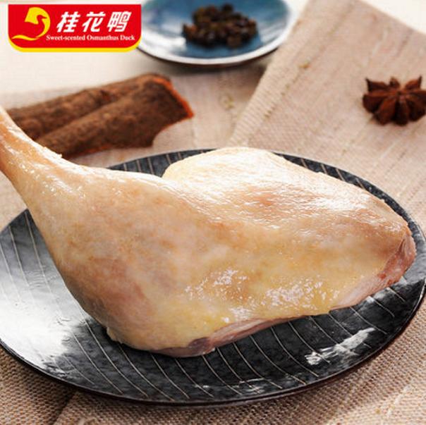 简装保鲜鸭腿180g/袋 鸭腿肉真空包装 清卤/酱卤可选