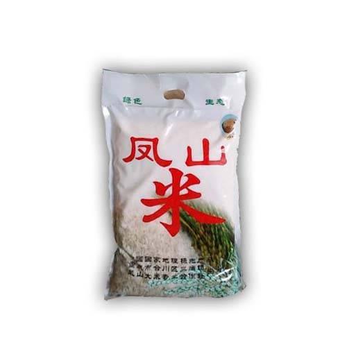 合川凤山大米