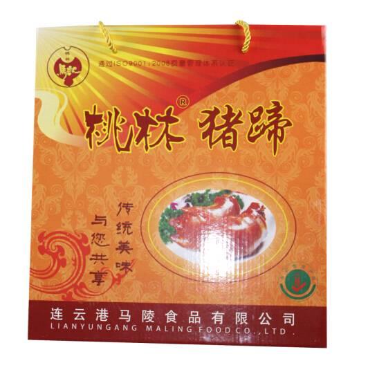 连云港 农家自产 东海桃林猪蹄