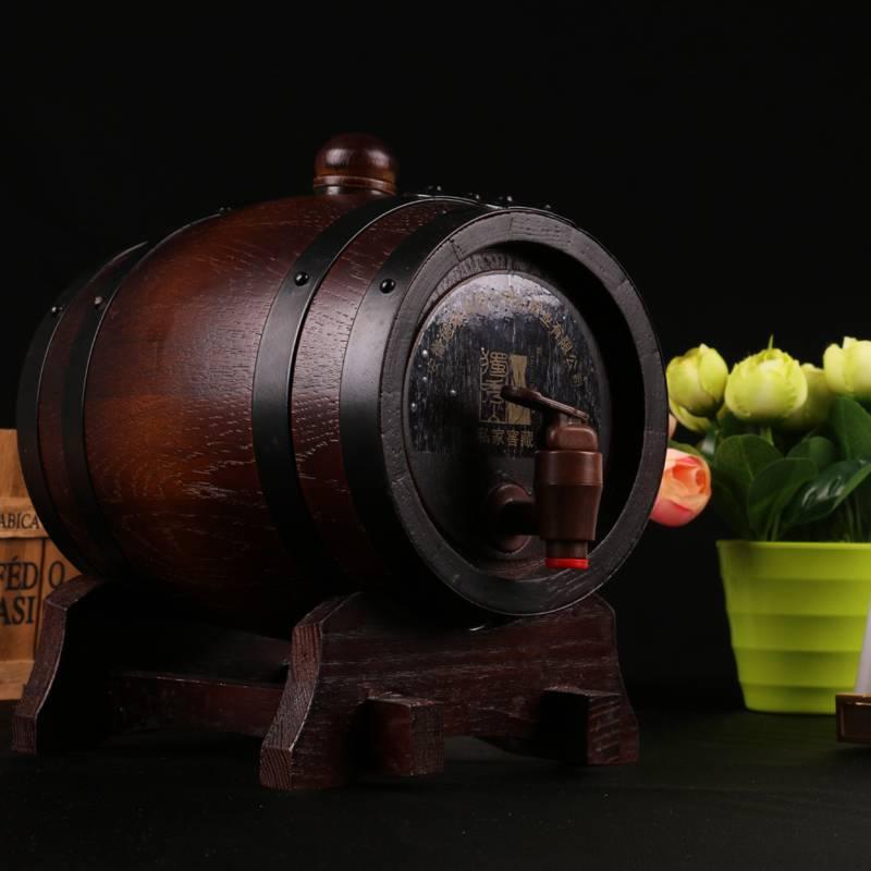 独秀山 蓝莓橡木桶果酒
