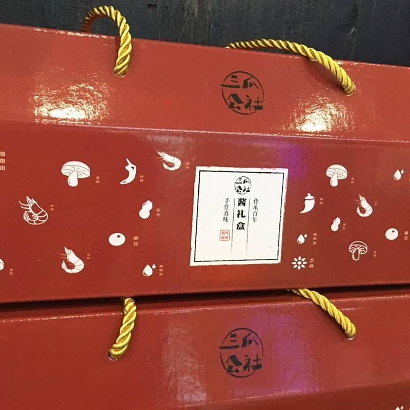 三瓜公社 酱礼盒4瓶